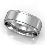 Designer Wedding Bands for Men